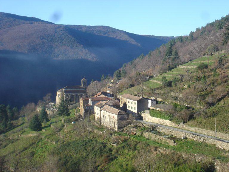 Saint-Melany-village