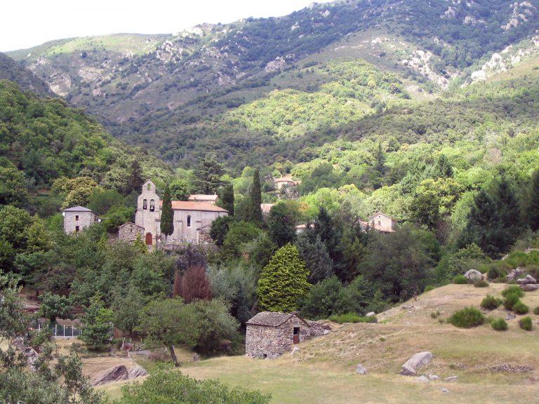 commune-beaume-drobie-Dompnac-vue-generale