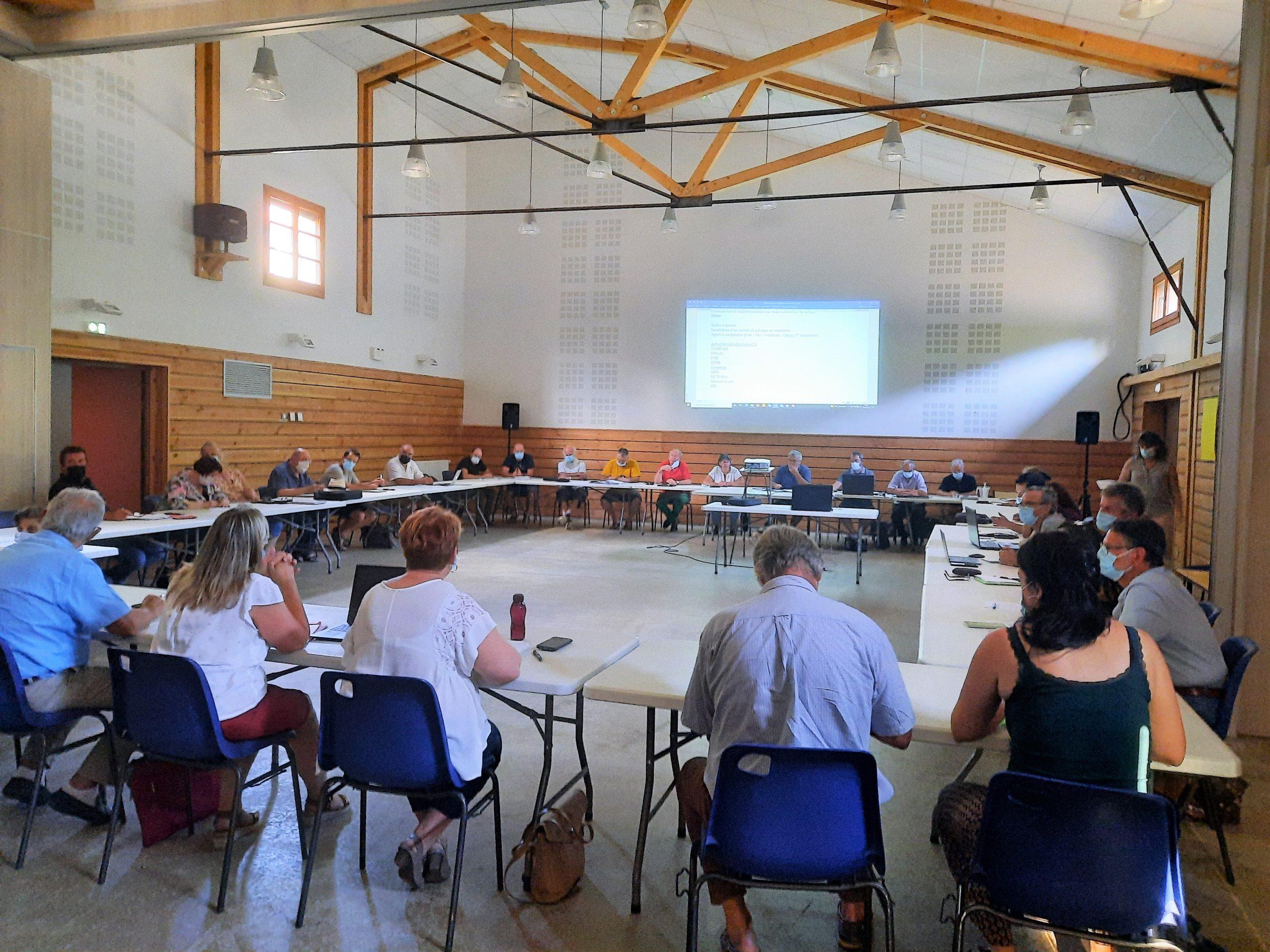 Conseil-communautaire_20juillet2021©CDCPaysBeaumeDrobie
